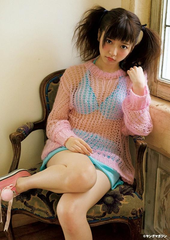 ぱるること島崎遥香(23)のアイコラ等抜けるエロ画像120枚・93枚目の画像