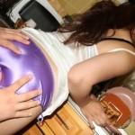 【個人撮影】痴女の義姉とキッチンで新年の挨拶代わりにパコってきたwwwwwwwハメ撮りエロ画像★
