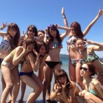 【Twitter・Facebook】男友達にオナネタ提供してくれる素人ビッチ水着ギャル達wwwwww(画像あり)