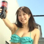 炭酸飲料人気1位コーラとかどうでも良くなる犬童美乃梨とかいうGカップグラドルの巨乳おっぱいwwwwwwww(画像あり)