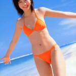 京都女子 安田美沙子のエロ画像★意外とDカップww超かわビキニエロ画像