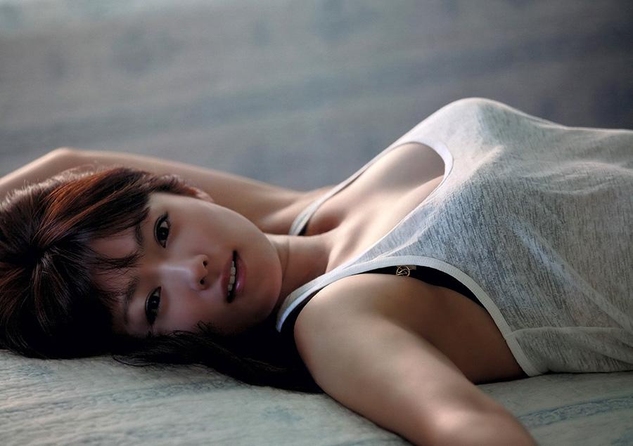 【深キョンアイコラ】巨乳でセックス依存症と噂される深田恭子のグラビアアイコラがぐうしこwwwww芸能人お宝画像★・21枚目の画像