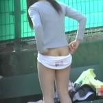 【盗撮】着替え中女子をうっかり撮っちゃったwww着替え中盗撮エロ画像(`・ω・´)