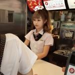 【※衝撃※】台湾の働く女がラブドール並にエロいwwwwwwwwww(画像あり)