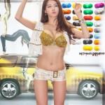 「巨乳・美脚・美女」三拍子揃った韓国キャンギャルとヤリたすぎるンゴwwwwww(画像あり)
