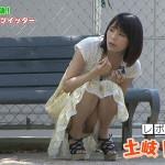 【芸能人TVパンチラ】アイドル、女子アナ…パンチラするのもお仕事の一つらしいわwwwww(エロキャプ画像あり)