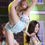 【韓国女性アイドル】コンサートがパンチラ天国でチケット入手困難wwwwww(韓流アイドルパンチラ画像あり)