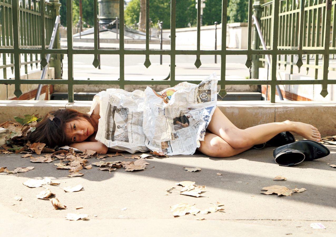 【桐谷美玲ヌード】全裸だよね?細身好きにはたまんないスレンダーボディーの桐谷美玲のグラビア&芸能人お宝画像★・3枚目の画像