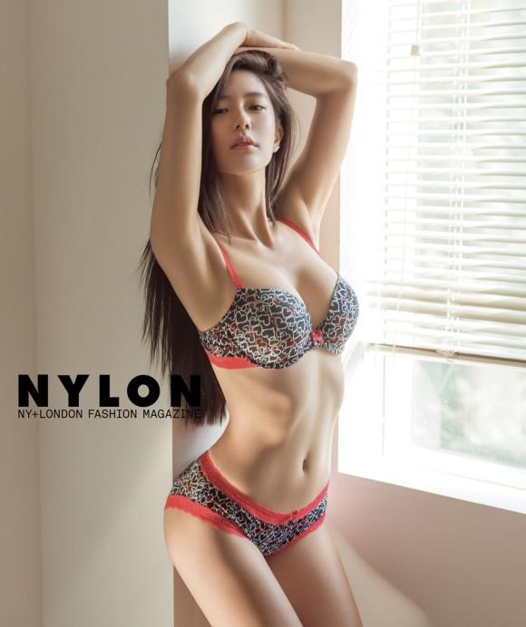 【驚愕】韓国下着モデル…これ完全にエロ本だわwwwwwwwww(画像あり)・11枚目の画像