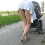 ワイ、嫁のママ友に恋する・・・子連れ妻の無防備さは異常wwwww(盗撮画像あり)