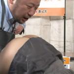 AV女優・香西咲がTVでケンコバにマン臭とTバックお尻をチェックされるwwwww(エロキャプ画像あり)