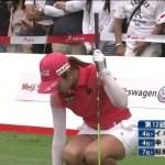 女子ゴルファー「イ・ボミ」に男がパンチラと着衣巨乳見たさに群がる理由が分かるエロキャプ画像wwwww