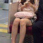 キャバ嬢・風俗嬢のミニスカ美脚を盗撮しまくったったwwwwww(画像あり)