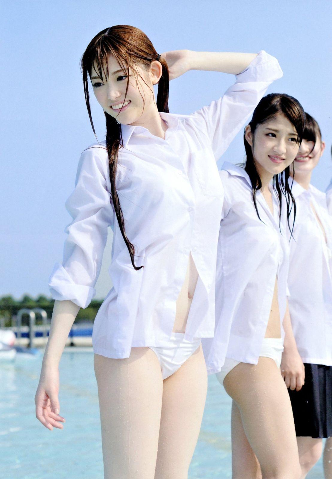 乃木坂46松村沙友理の写真集水着姿のエロ画像100枚・54枚目の画像