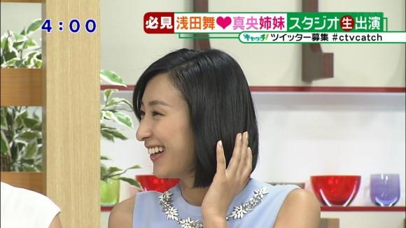 【浅田姉妹アイコラエロ画像】TV見てたら巨乳おっぱいの浅田舞が気になって真央ちゃんの存在消えるwwwwww・22枚目の画像