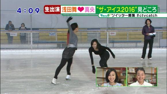【浅田姉妹アイコラエロ画像】TV見てたら巨乳おっぱいの浅田舞が気になって真央ちゃんの存在消えるwwwwww・43枚目の画像