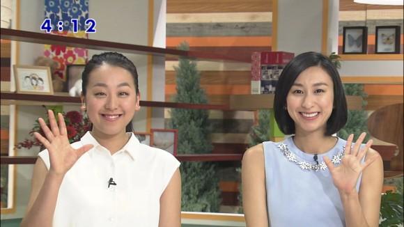 【浅田姉妹アイコラエロ画像】TV見てたら巨乳おっぱいの浅田舞が気になって真央ちゃんの存在消えるwwwwww・45枚目の画像
