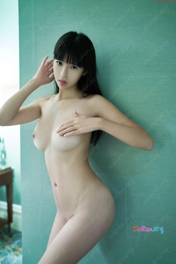 中国人ヌードモデルの不自然な偽乳エロ画像32枚・9枚目の画像