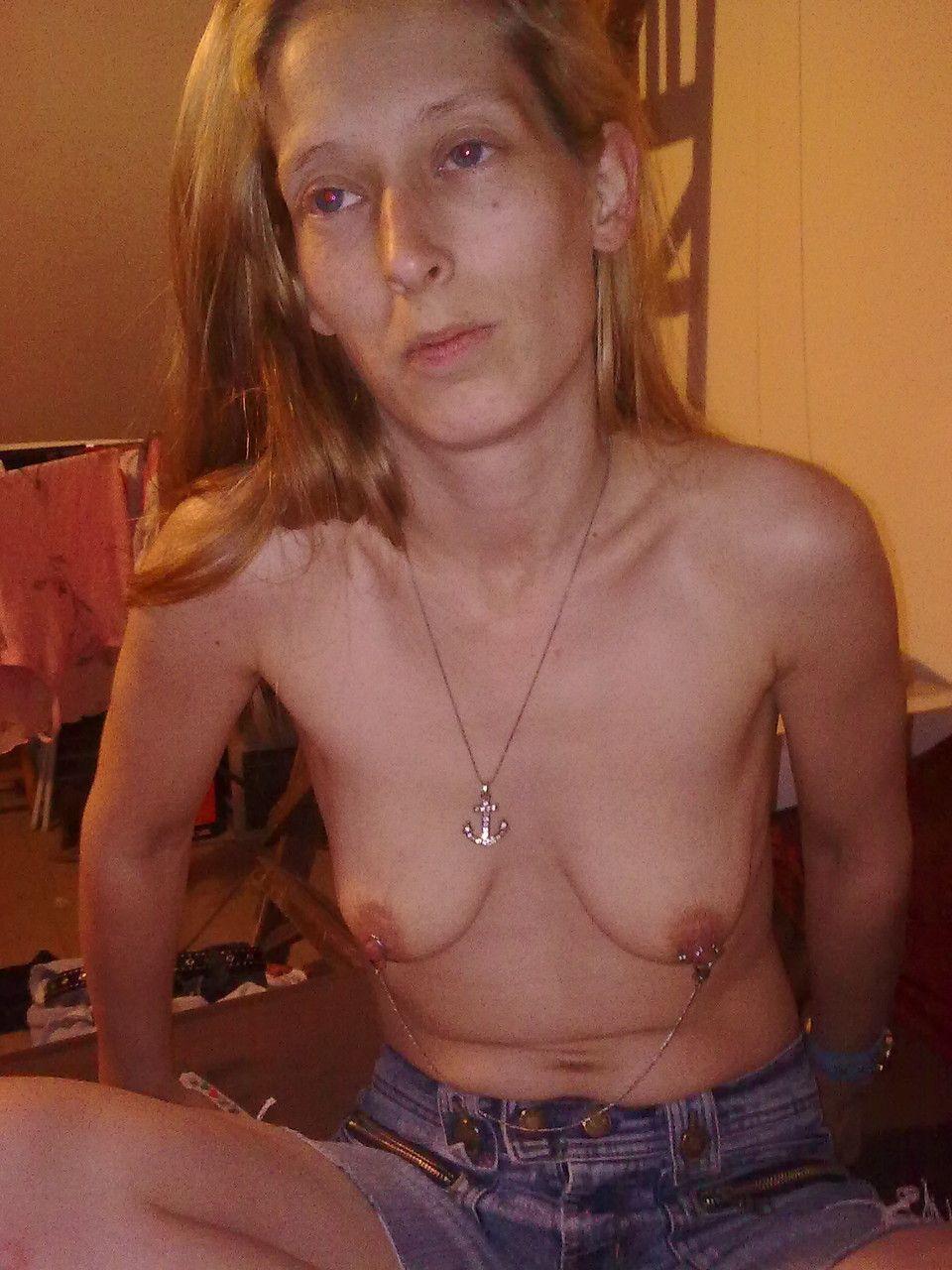 外国人人妻の巨乳垂れ乳おっぱいエロ画像31枚・12枚目の画像