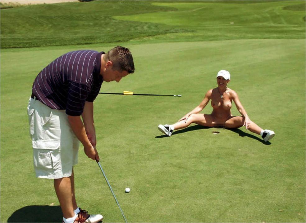 全裸ヌードでスポーツを楽しむ外国人の異文化エロ画像22枚・18枚目の画像