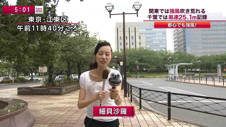 【ブラ紐限定 放送事故】女子アナ・芸能人・素人も…TVで不意に見えるブラ紐がぐうしこwwwww(エロキャプ画像あり)・31枚目の画像