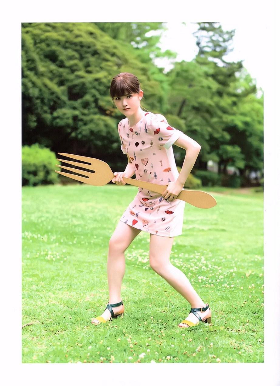 乃木坂46松村沙友理の写真集水着姿のエロ画像100枚・33枚目の画像