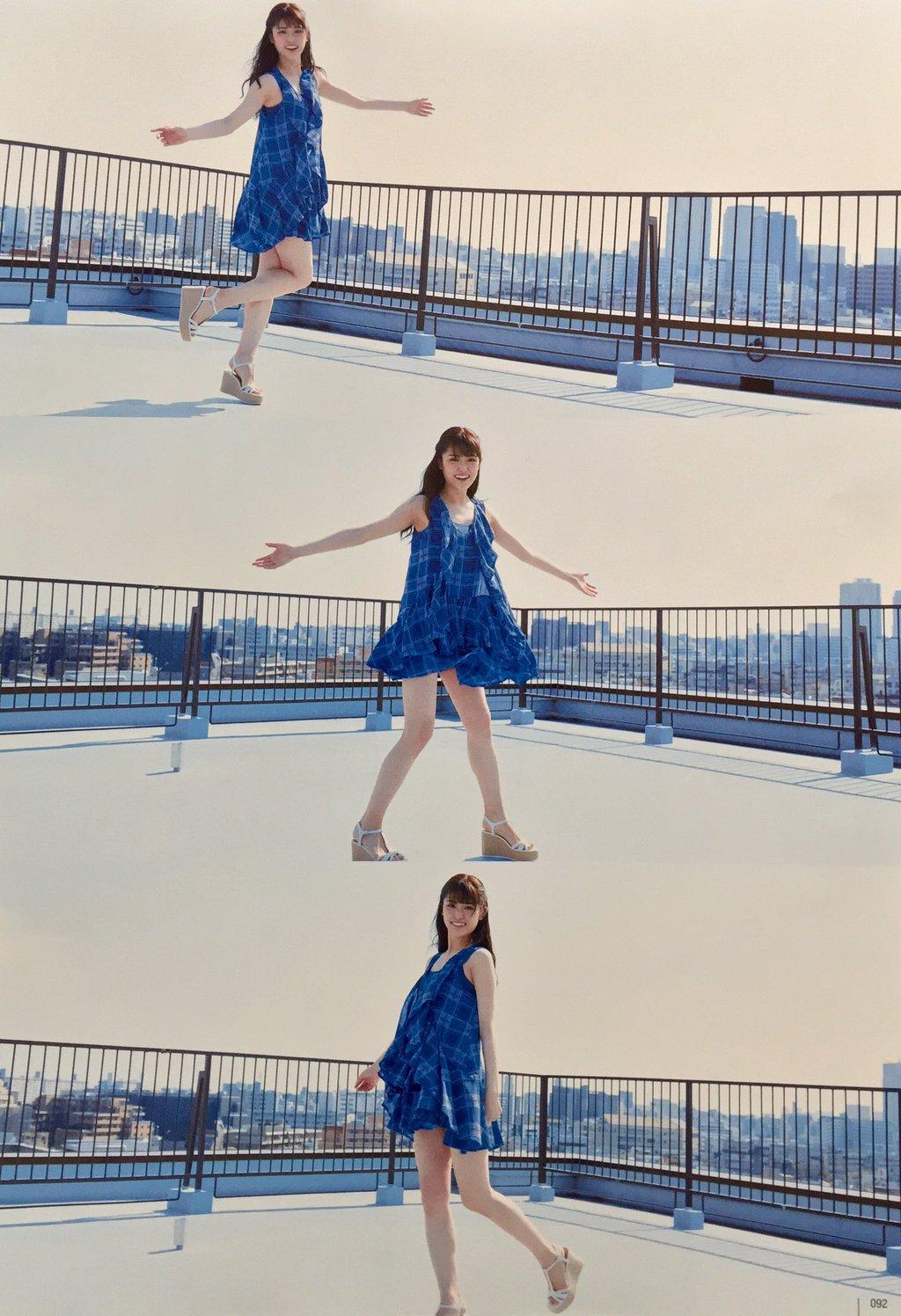 乃木坂46松村沙友理の写真集水着姿のエロ画像100枚・38枚目の画像