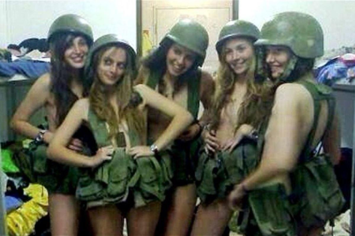 女性軍人ヌードが強そうだが抜けるエロ画像50枚・38枚目の画像