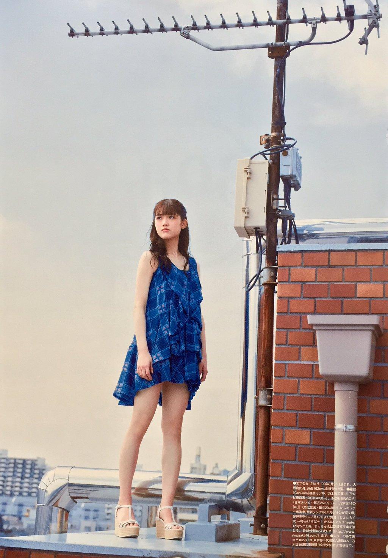 乃木坂46松村沙友理の写真集水着姿のエロ画像100枚・39枚目の画像