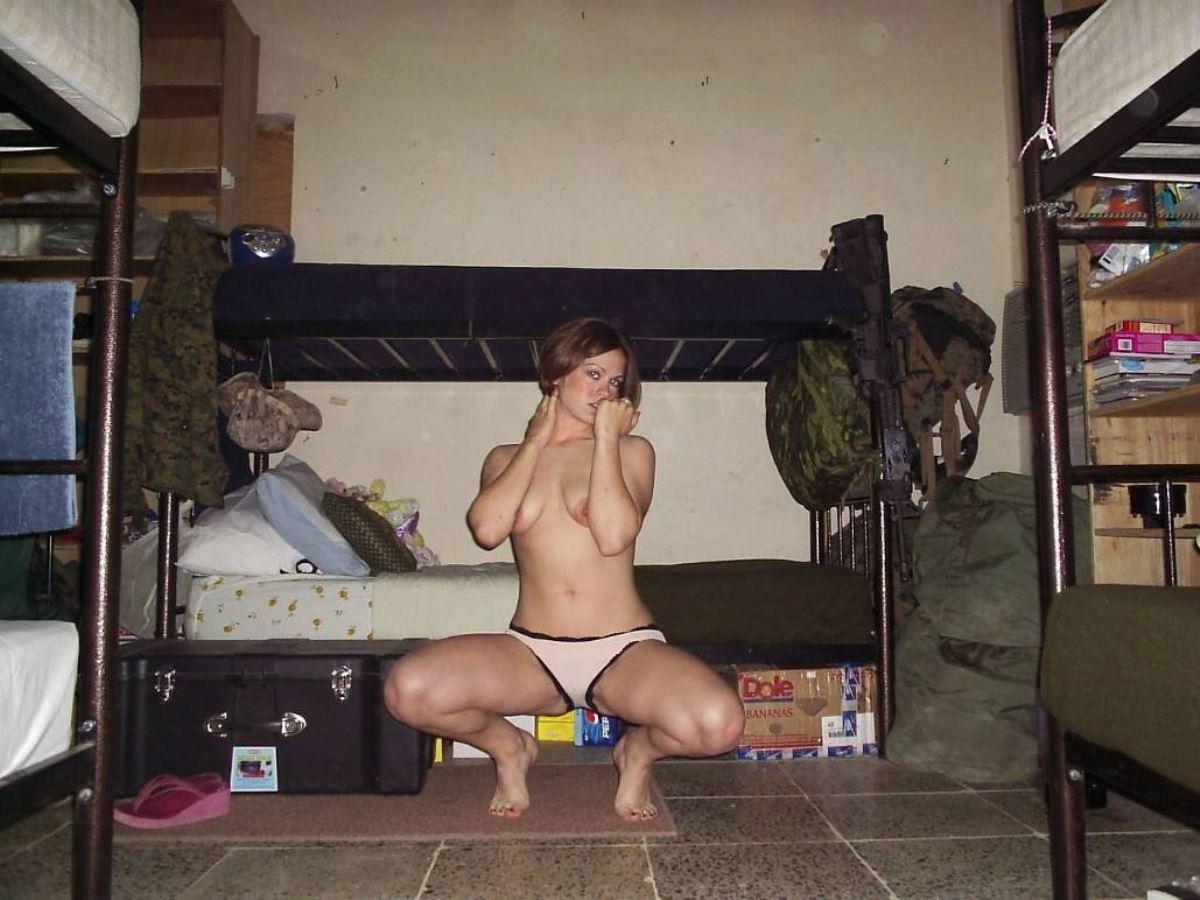 女性軍人ヌードが強そうだが抜けるエロ画像50枚・58枚目の画像