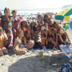 一応顔隠してといたけどワイの女友達のSNSに上がってた水着集合写真上げてくわwwwww(画像あり)