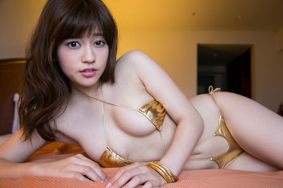 たかしょーと同期のFカップ「大澤玲美」モデル兼グラビアがハミ乳しててけしからんえろさwwwwwwwwww(写真あり)