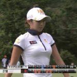 イ・ボミの着衣巨乳に日本人ゴルファーのパンチラと見所ヌキ満載のゴルフ中継は最高だなwwwww(TVエロキャプ画像あり)