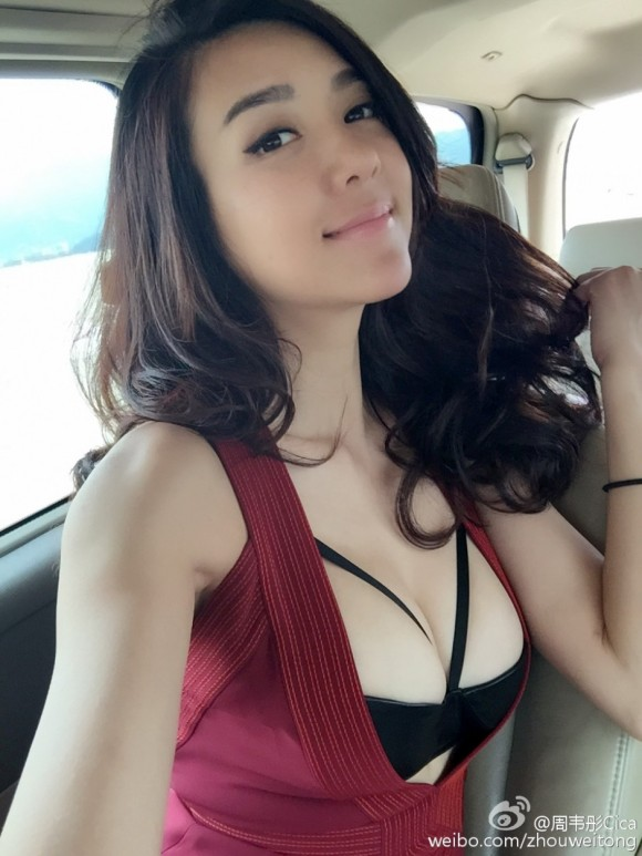 中国人モデルが「豊胸・整形」おカネの力でモデルレベルを上げてきてるぞwwwwwwwwwwwwwwww(写真あり)