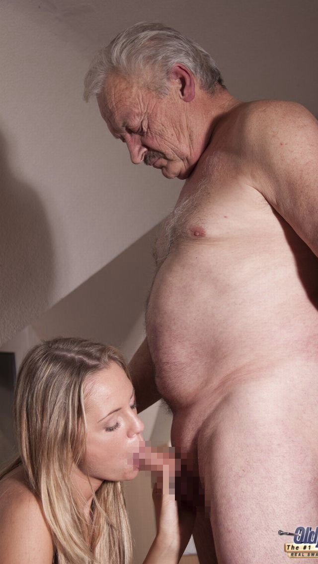 「歳の差セックス」する外国人のエロ画像27枚・5枚目の画像