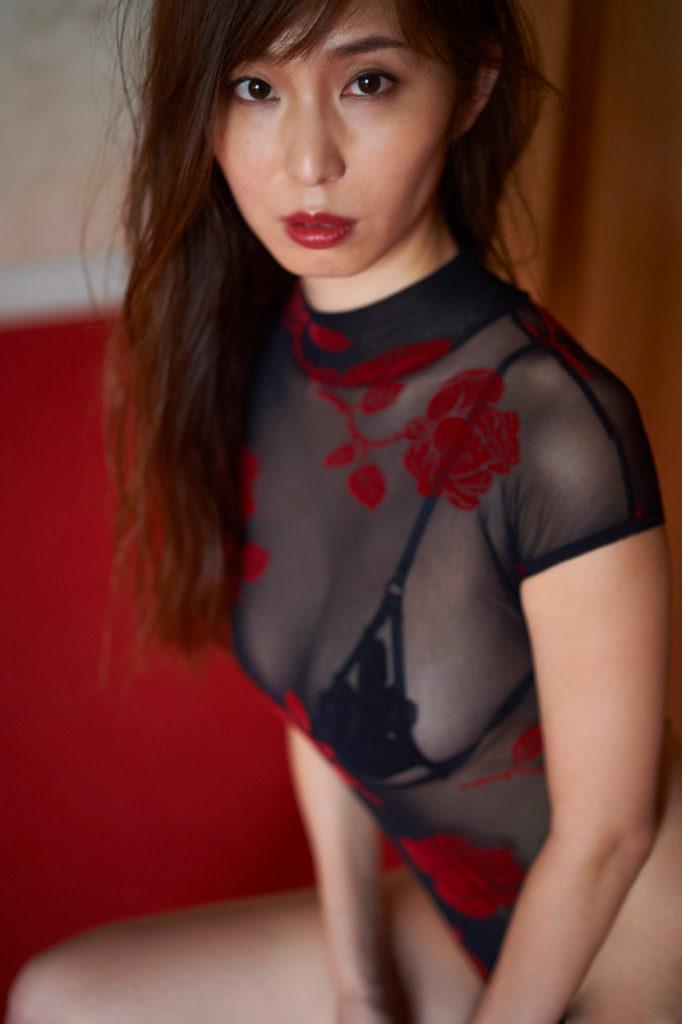 塩地美澄アナ(35)のヌード寸前!大胆グラビアエロ画像120枚・12枚目の画像