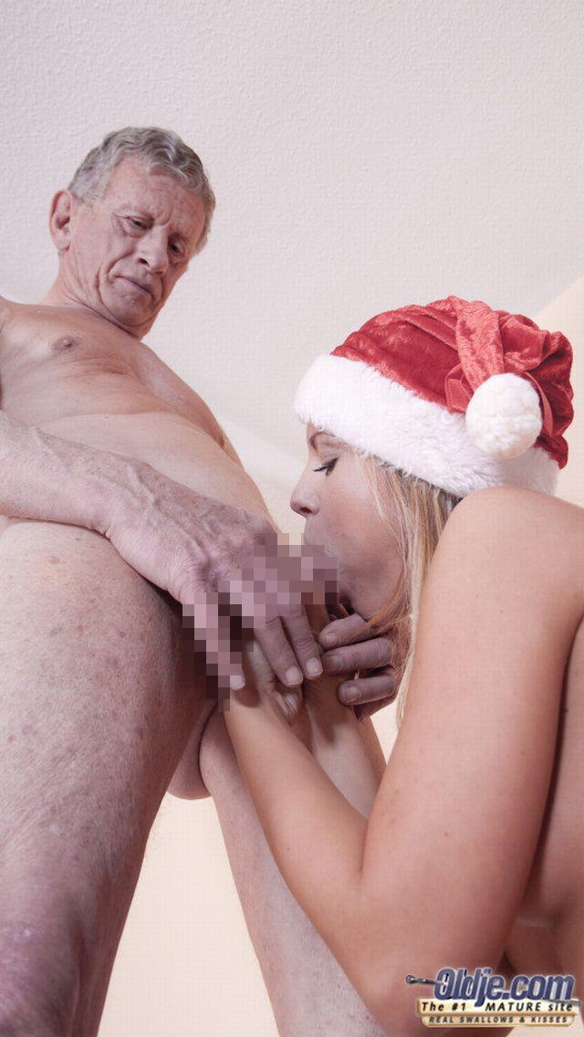 「歳の差セックス」する外国人のエロ画像27枚・17枚目の画像