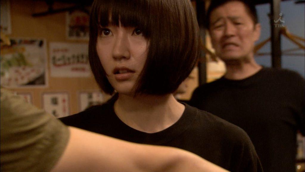 吉岡里帆のドラマ乳首見えハプニング等抜けるエロ画像200枚・18枚目の画像