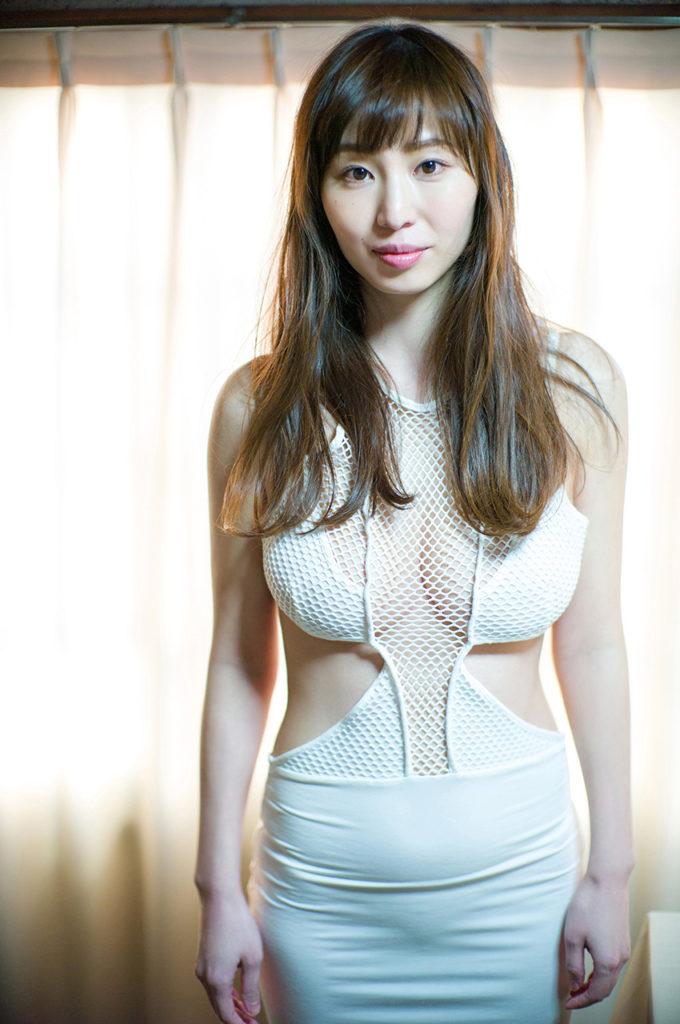 塩地美澄アナ(35)のヌード寸前!大胆グラビアエロ画像120枚・23枚目の画像