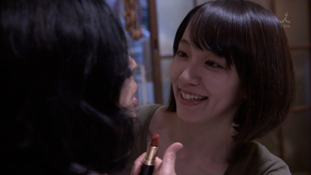 吉岡里帆のドラマ乳首見えハプニング等抜けるエロ画像200枚・39枚目の画像