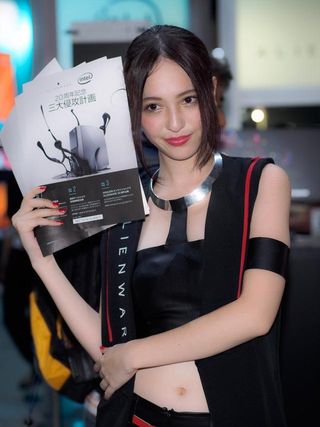 カメコ衆が撮った→プロとはまた違った味のあるTGS2016「コンパニオン」の高画質な写真☆