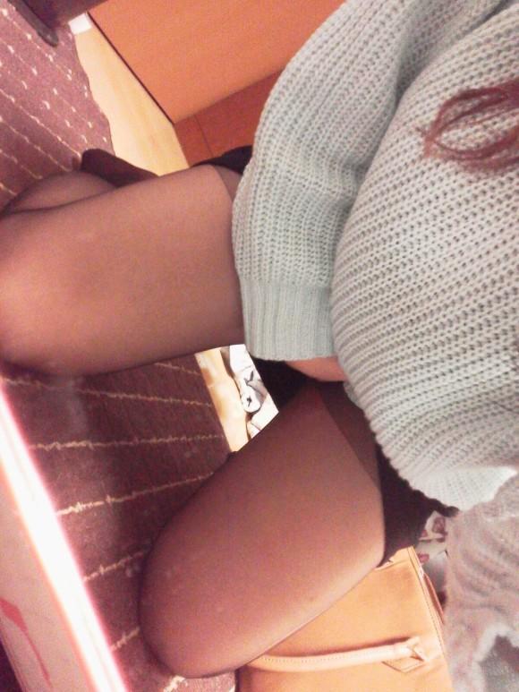 秋から増える着衣ニットがエロい巨乳お姉さん・・・想像膨らむし揉んでヤリたいwwwwww(画像あり)・9枚目の画像