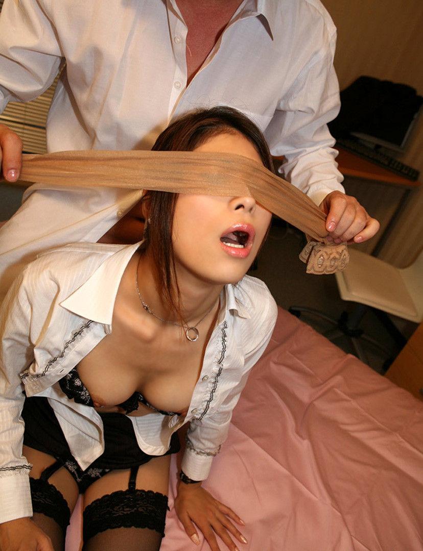 【エロ画像】(目隠し・縛り・緊縛)ドM嬢をはげしく指導するんが楽しすぎるwwwwwwwwwwwwwwwwwwwwwwwwwww(画像あり)