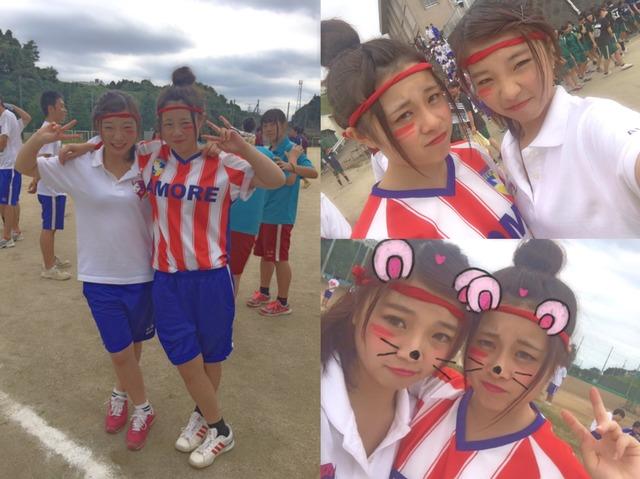 「JK 体育祭」で検索したらぐうシコ自画撮りが大量に見つかる!wwwSNOWとかいうアプリ使いすぎwww(画像あり)・4枚目の画像