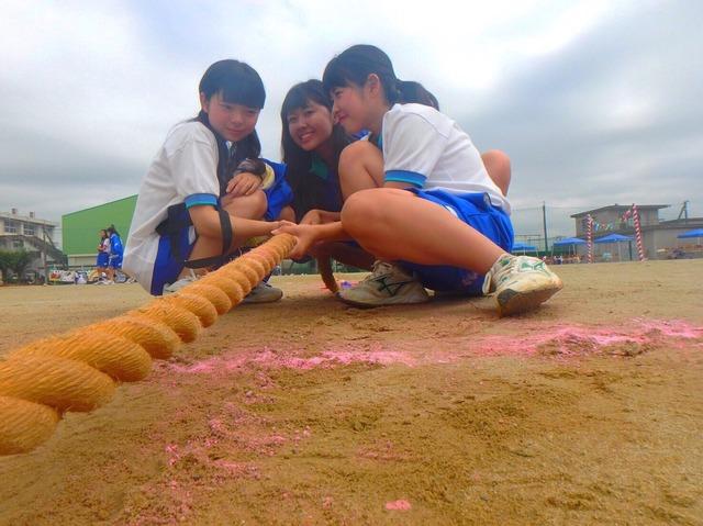 「JK 体育祭」で検索したらぐうシコ自画撮りが大量に見つかる!wwwSNOWとかいうアプリ使いすぎwww(画像あり)・8枚目の画像