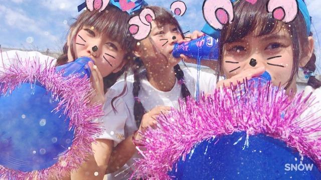 「JK 体育祭」で検索したらぐうシコ自画撮りが大量に見つかる!wwwSNOWとかいうアプリ使いすぎwww(画像あり)・9枚目の画像