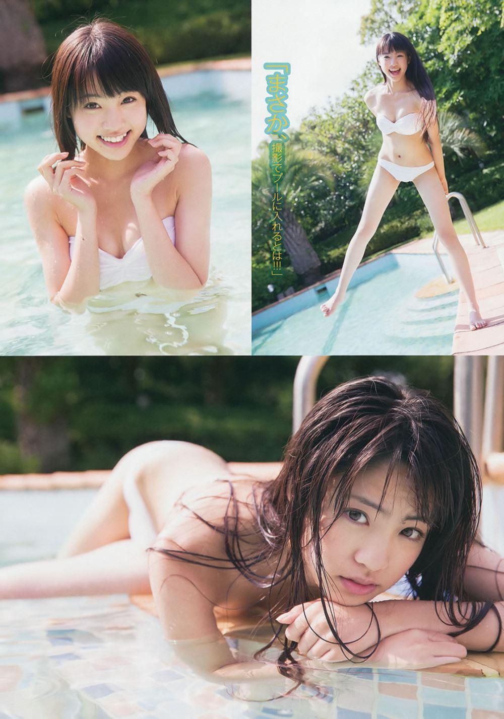 夢アド・志田友美(20)の最新水着グラビアが抜けるエロ画像82枚・46枚目の画像