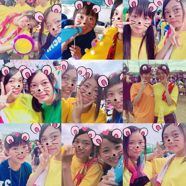 「JK 体育祭」で検索したらぐうシコ自画撮りが大量に見つかる!wwwSNOWとかいうアプリ使いすぎwww(画像あり)・13枚目の画像