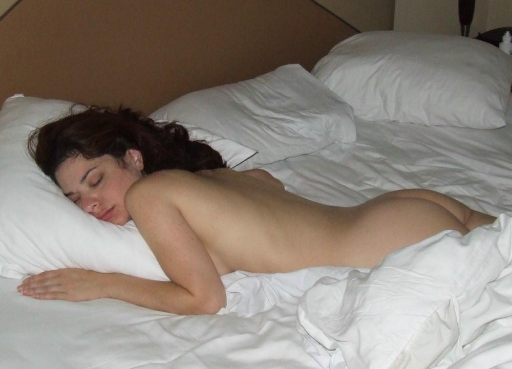 素人外国人ヌードが拝める寝てる姿のリベンジポルノエロ画像30枚・15枚目の画像