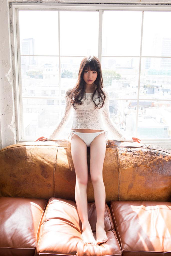 夢アド・志田友美(20)の最新水着グラビアが抜けるエロ画像82枚・16枚目の画像